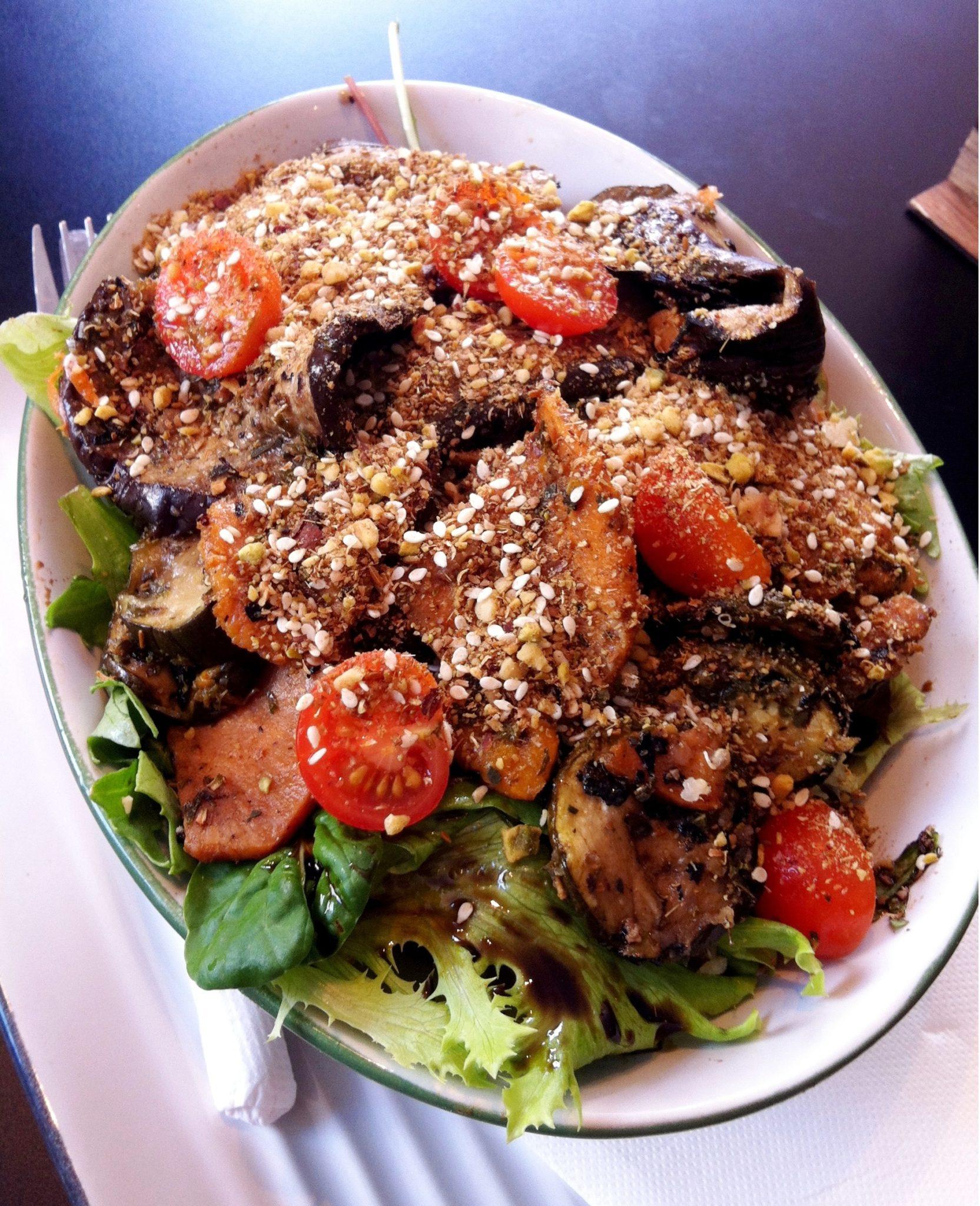 Grill'd Vegan Salad