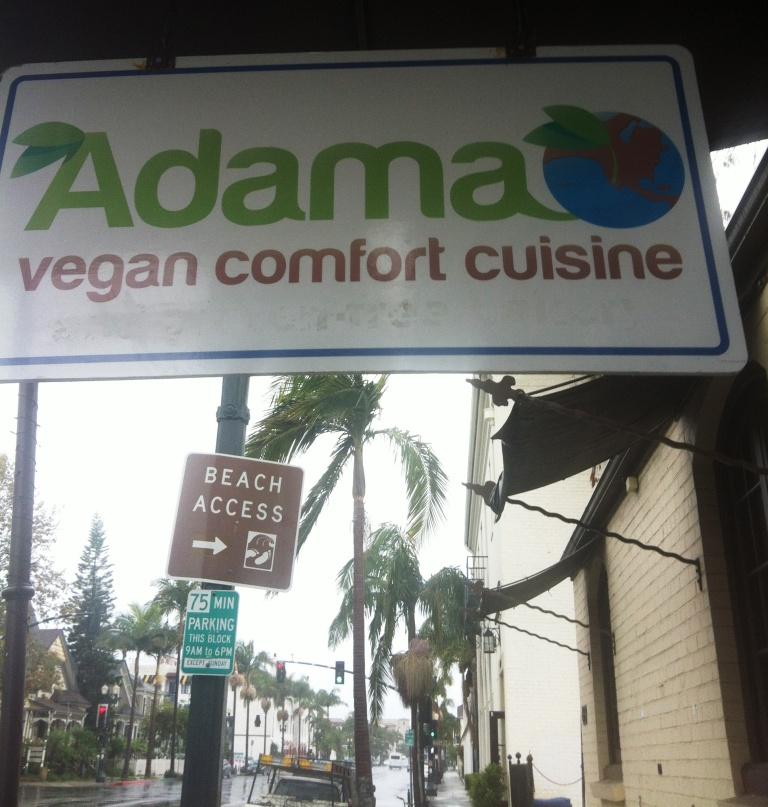 Adama Vegan