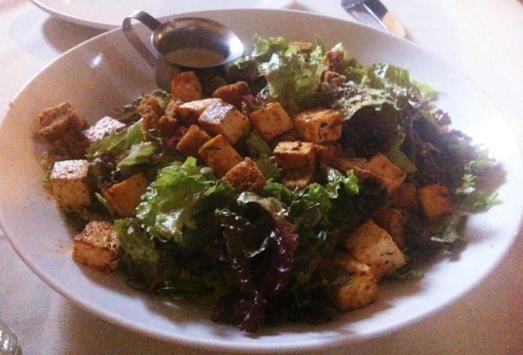 Adama Caesar Salad