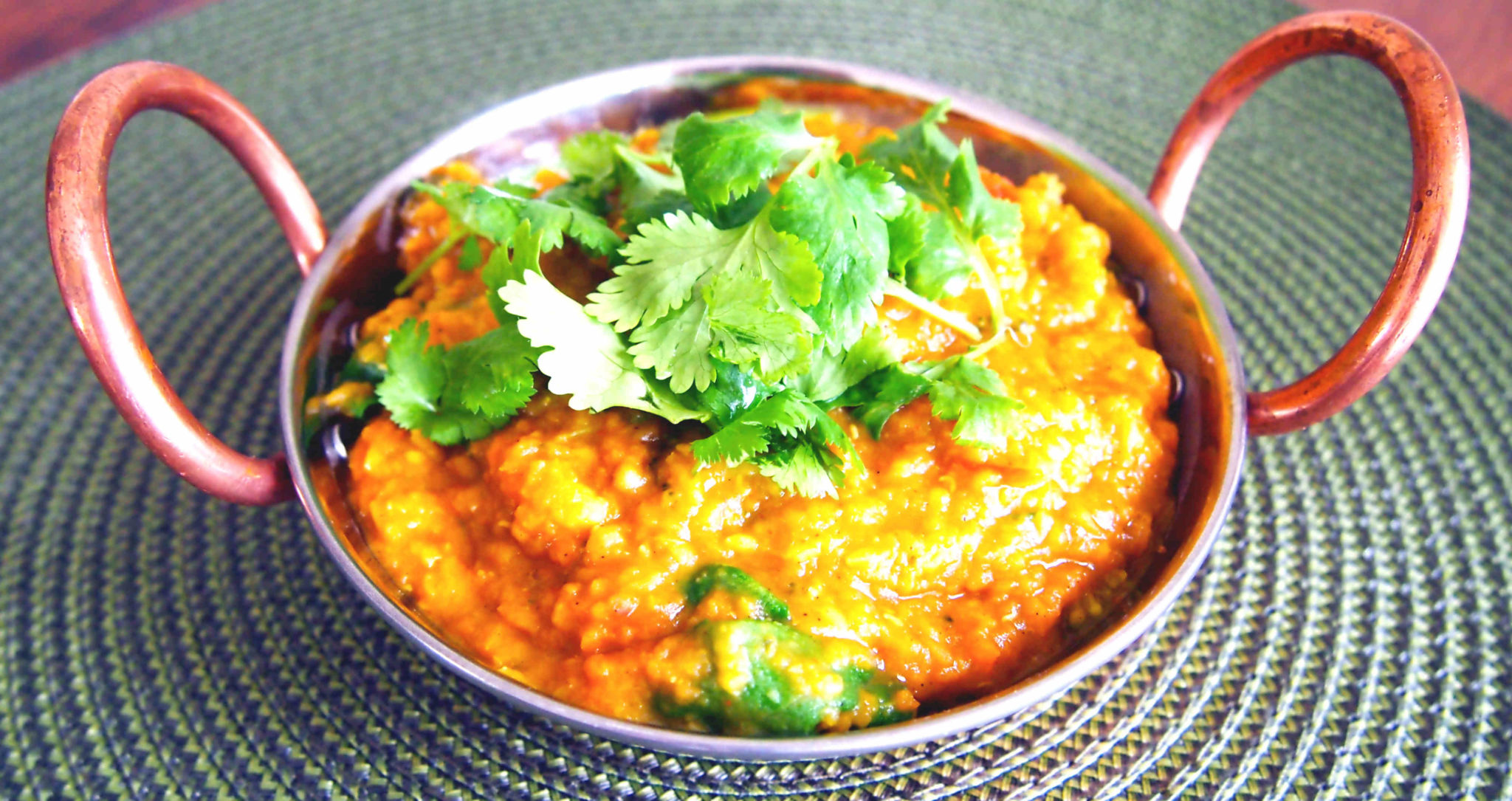 #5 Sweet Potato Dhal