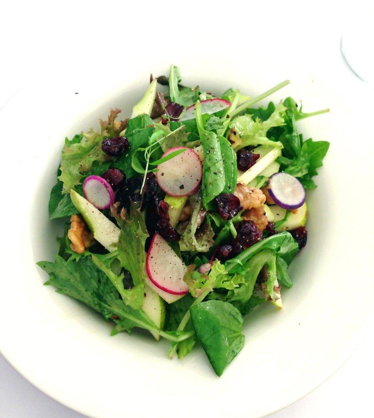 C Restaurant Salad