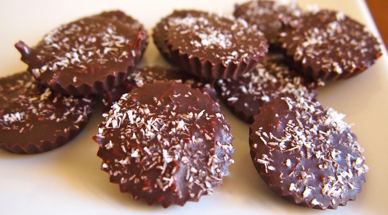 DIY Raw Chocolate - Vegan Sparkles with Rebecca Weller
