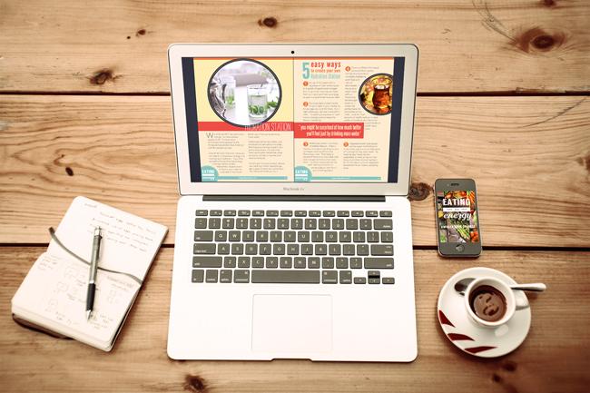 MacbookAir-Desk