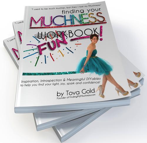 Muchness Book