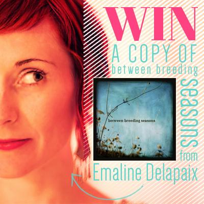 Emaline Delapaix giveaway