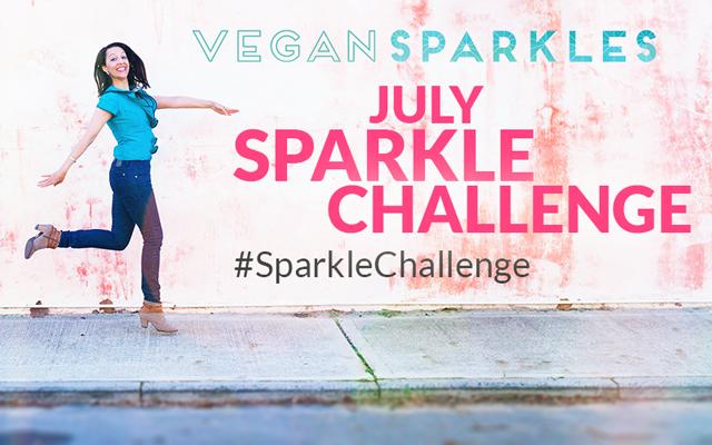 Sparkle Challenge July