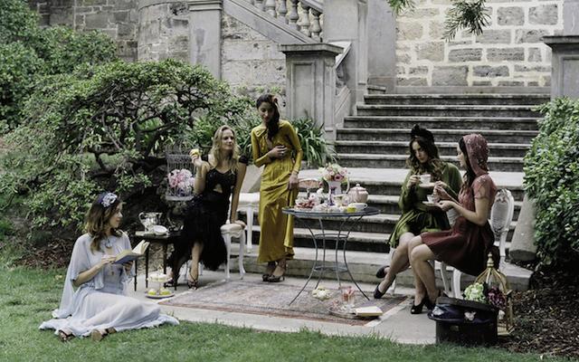 The Seventh Duchess tea party2b