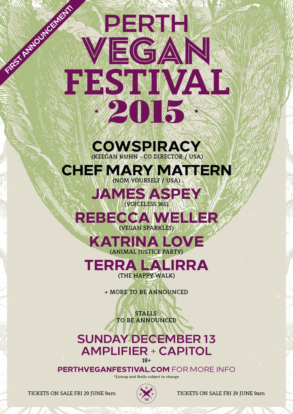 Perth Vegan Festival