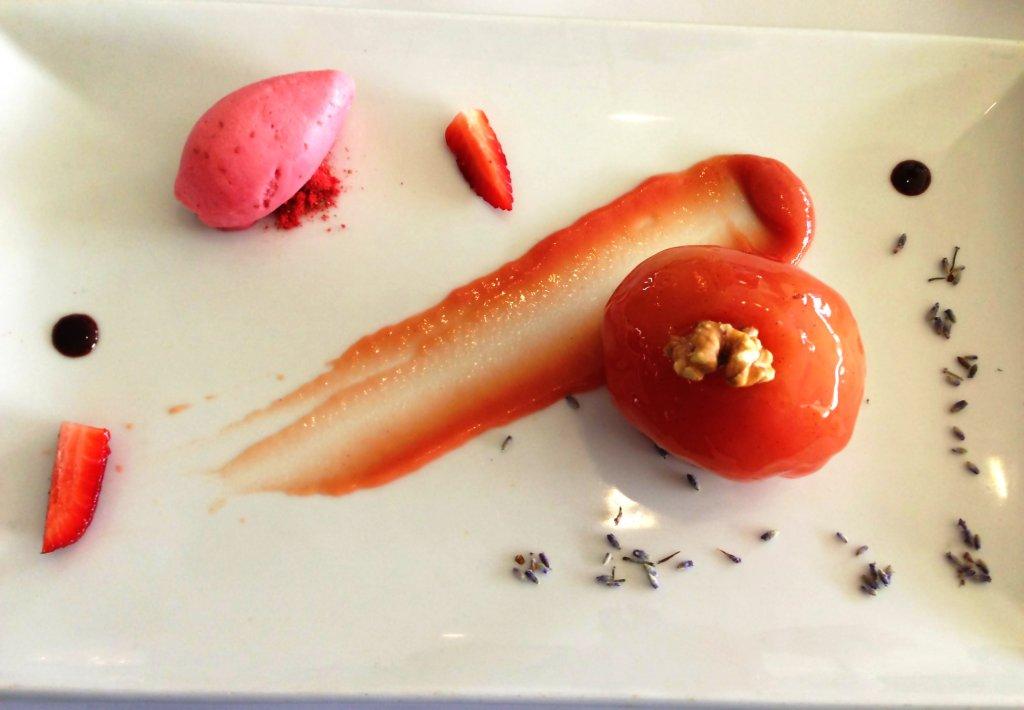 C Restaurant Dessert