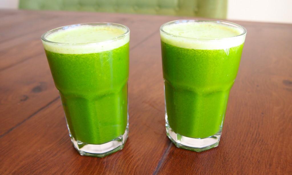 Green Monster Juice
