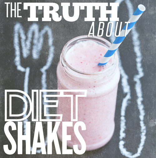 The Truth About Diet Shakes