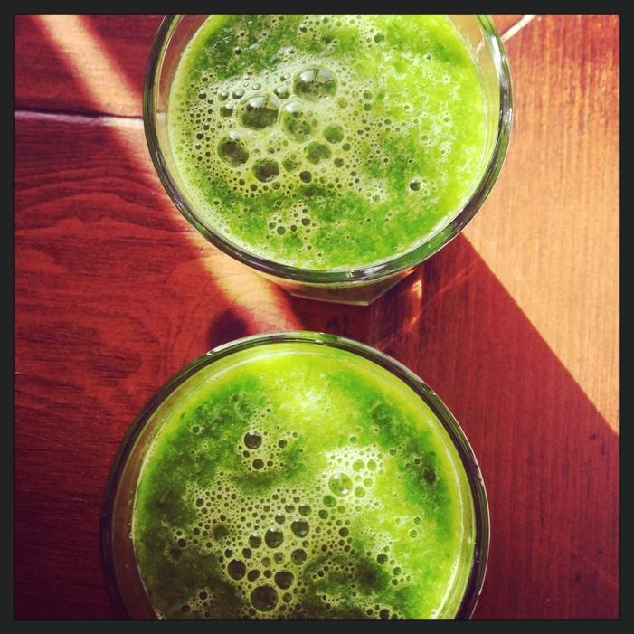 Rise & Shine Green Juice