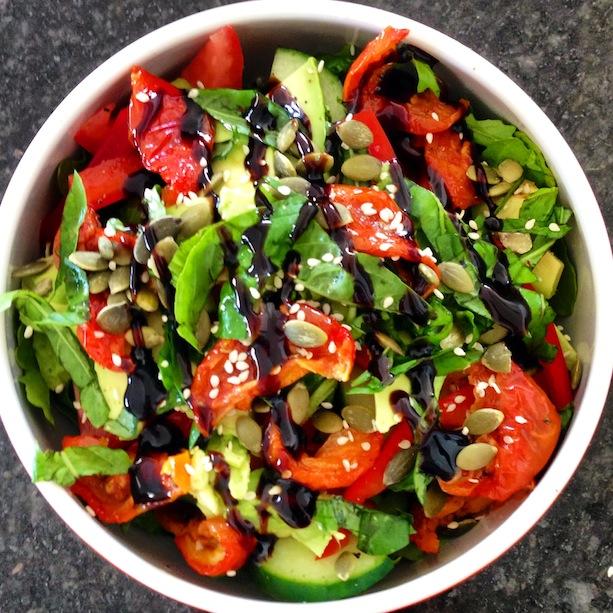Mediterranean Twist Salad