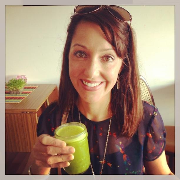 Green Juice Bex Rebecca Weller avatar