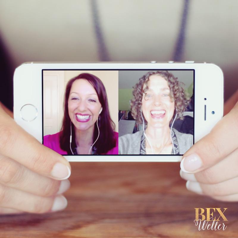 Bex-Annie-screenshot-iphoneMockup