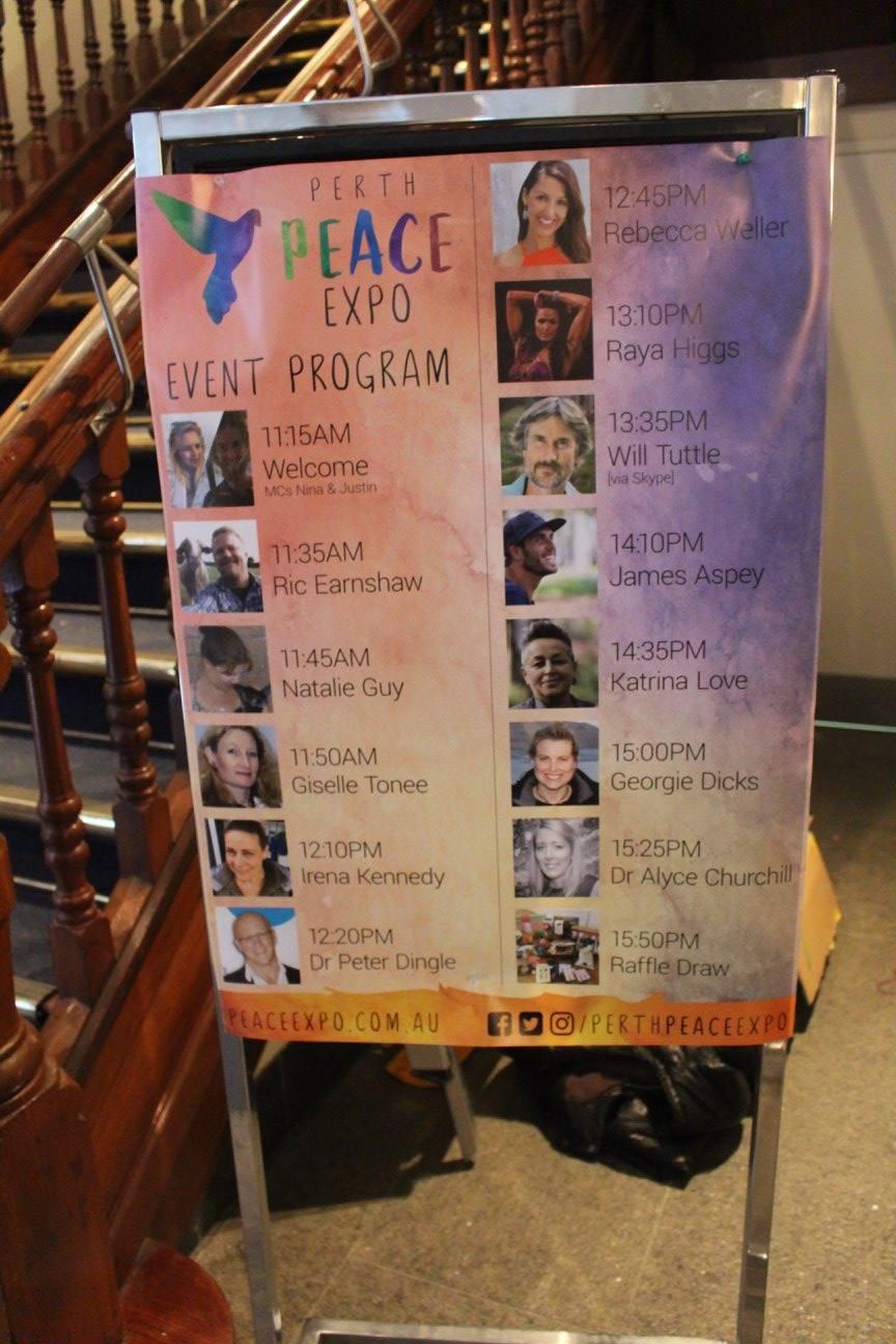 Perth Peace Expo
